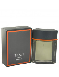 Tous Man Intense Cologne by Tous, 3.4 oz Eau De Toilette Spray