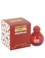 Cheap & Chic Petals by Moschino,Mini EDT .15 oz, For Women