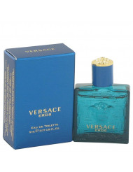 Versace Eros Cologne by Versace, 0.16 oz Mini EDT