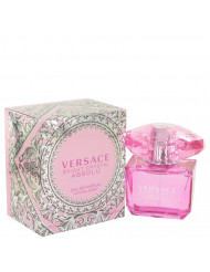 Bright Crystal Absolu Perfume by Versace, 3 oz Eau De Parfum Spray