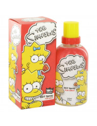 The Simpsons Perfume by Air Val International, 3.4 oz Eau De Toilette Spray