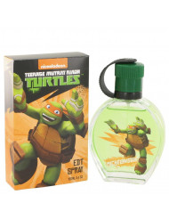 Teenage Mutant Ninja Turtles Michelangelo Cologne by Marmol & Son, 3.4 oz