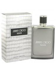 Jimmy Choo Man Cologne by Jimmy Choo, 3.3 oz Eau De Toilette Spray