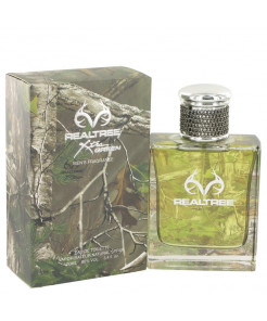 Realtree Cologne by Jordan Outdoor, 3.4 oz Eau De Toilette Spray