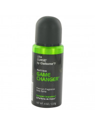 Designer Imposters Game Changer Cologne by Parfums De Coeur, 4 oz Body Spray