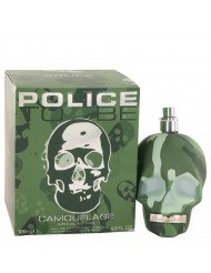 Police To Be Camouflage Cologne, 4.2 oz Eau De Toilette Spray (Special Edition)