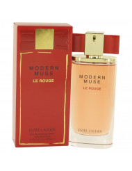 Modern Muse Le Rouge Perfume by Estee Lauder, 3.3 oz Eau De Parfum Spray