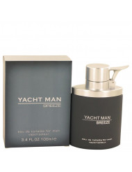 Yacht Man Breeze Cologne by Myrurgia, 3.4 oz Eau De Toilette Spray