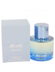 Kenneth Cole Blue Cologne by Kenneth Cole, 3.4 oz Eau De Toilette Spray