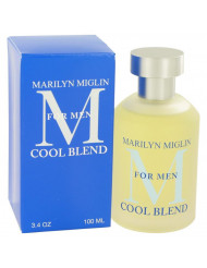 Marilyn Miglin Cool Blend Cologne by Marilyn Miglin, 3.4 oz Cologne Spray