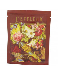 L'effleur Perfume by Coty, 0.5 oz Foaming Bath Powder