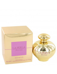La Perla Divina Gold Perfume by Ungaro, 2.7 oz Eau De Toilette Spray
