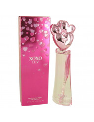 Xoxo Luv Perfume by Victory International, 3.4 oz Eau De Parfum Spray