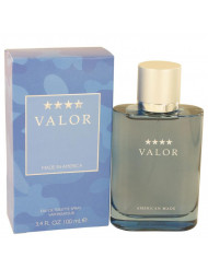 Valor Cologne by Dana, 3.4 oz Eau De Toilette Spray