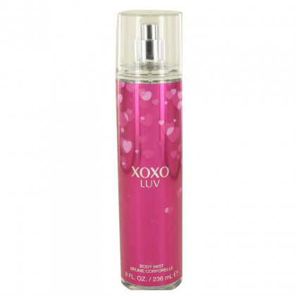 Xoxo Luv Perfume by Victory International, 8 oz Body Mist