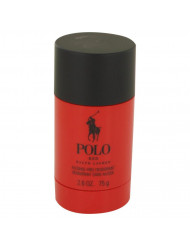 Polo Red Cologne by Ralph Lauren, 2.6 oz Deodorant Stick