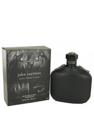 John Varvatos Dark Rebel Rider Cologne, 4.2 oz Eau De Toilette Spray