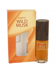 Wild Musk Perfume By Coty Concentrate Cologne Spray For Women 1 oz