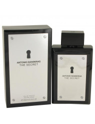 The Secret Cologne By Antonio Banderas Eau De Toilette Spray For Men 6.7 oz