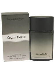 Zegna Forte Cologne by Ermenegildo Zegna, 1.7 oz Eau De Toilette Spray