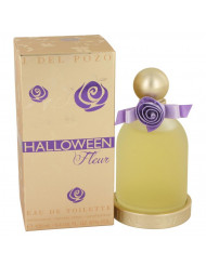 Halloween Fleur Perfume by Jesus Del Pozo, 3.4 oz Eau De Toilette Spray