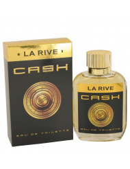 La Rive Cash Cologne by La Rive, 3.3 oz Eau De Toilette Spray