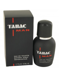 Tabac Man Cologne by Maurer & Wirtz, 1.7 oz Eau De Toilette Spray