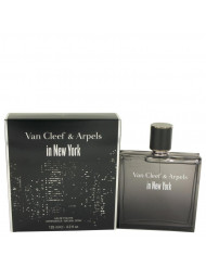 Van Cleef In New York Cologne by Van Cleef & Arpels, 4.2 oz Eau De Toilette Spray