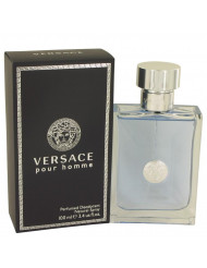 Versace Pour Homme Cologne by Versace, 3.4 oz Deodorant Spray