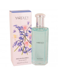 English Bluebell Perfume by Yardley London, 4.2 oz Eau De Toilette Spray