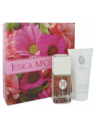 Jessica Mc Clintock Perfume, Gift Set - 3.4 oz Eau De Parfum Spray + 5 oz Body Lotion