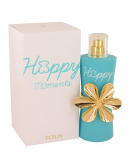Tous Happy Moments Perfume by Tous, 3 oz Eau De Toilette Spray