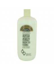 Alyssa Ashley Green Tea Essence Perfume by Alyssa Ashley, 25.5 oz Body Lotion