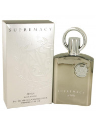 Supremacy Silver by Afnan Eau De Parfum Spray 3.4 oz
