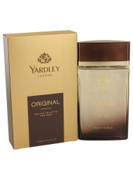 Yardley Original Cologne by Yardley London, 3.4 oz Eau De Toilette Spray