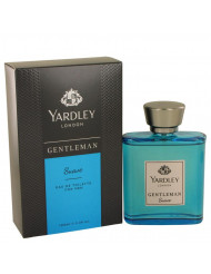 Yardley Gentleman Suave Cologne by Yardley London, 3.4 oz Eau De Toilette Spray