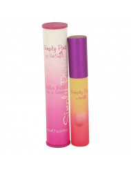 Simply Pink Perfume by Aquolina, 0.34 oz Mini EDT Roller Ball Pen