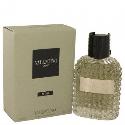 Valentino Uomo Acqua Cologne by Valentino, 4.2 oz Eau De Toilette Spray