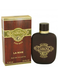 La Rive Cabana Cologne by La Rive, 3 oz Eau De Toilette Spray