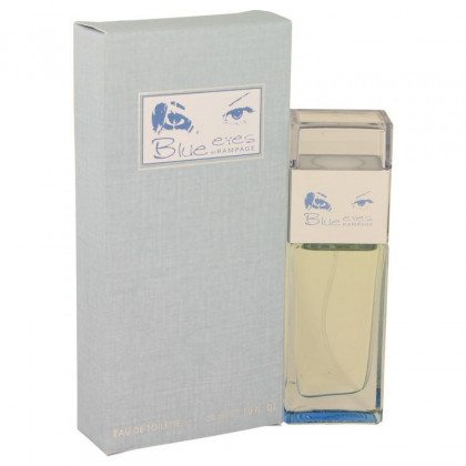 Blue Eyes Perfume by Rampage, 1 oz Eau De Toilette Spray