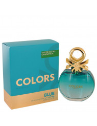 Colors Blue Perfume by Benetton, 2.7 oz Eau De Toilette Spray
