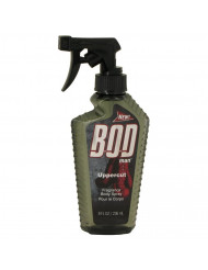 Bod Man Uppercut Cologne by Parfums De Coeur, 8 oz Body Spray
