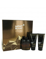 Gift Set - 3.3 oz Eau De Parfum Spray + 3.3 oz After Shave Balm + 3.3 oz Shower Gel