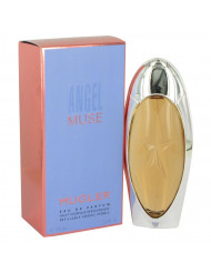 Angel Muse Perfume by Thierry Mugler, 3.4 oz Eau De Parfum Spray Refillable