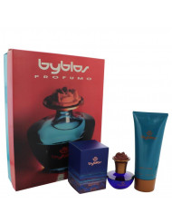Byblos Perfume By Byblos Gift Set For Women