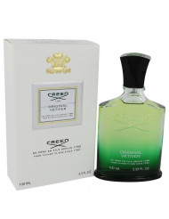 Original Vetiver Cologne By Creed Millesime Spray For Men 3.3 oz