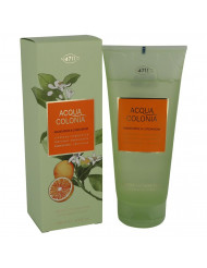 4711 Acqua Colonia Mandarine & Cardamom Perfume By Maurer & Wirtz Shower gel For Women 6.8 oz