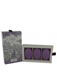 Lavender Perfume By Woods of Windsor Fine English Soap For Women 3 x 60 g