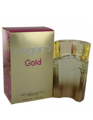 Ungaro Gold Perfume By Ungaro Eau De Toilette Spray For Women 3 oz
