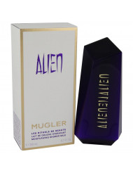 Alien Perfume By Thierry Mugler Shower Milk For Women 6.7 oz